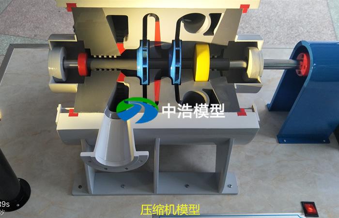 压缩机模型